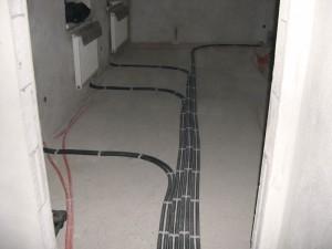 izvedbe ogrevanja - radiatorsko ogrevanje